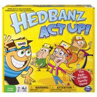 Headbanz Act Up Game