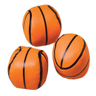 Foam Filled Basketballs (pack of 12)
