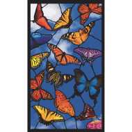 Butterflies WOWindow Poster