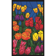 Tulips WOWindow Poster