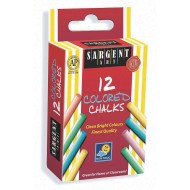 Sargent Art Colored Chalk (pack of 12)