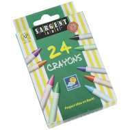 Sargent Art Crayons (box of 24)