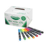Crayola® Broadline Fabric Markers Classpack® (pack of 80)