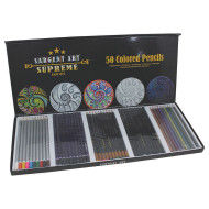 Supreme Colored Pencil Set (box of 50)