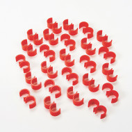 Easy Hoop Clips, Pack of 24 (pack of 24)