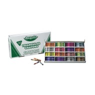 Crayola® Triangle Crayon Classpack® (box of 256)