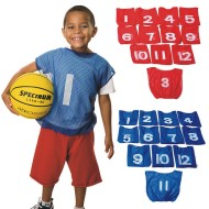 Spectrum™ Youth Numbered Mesh Pinnies (dozen)