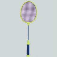 Stringless Badminton Racquet, 25""
