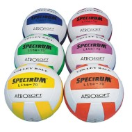 Spectrum™ Lite-70™ Volleyball Set (set of 6)