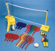 Paddle and Tennis Easy Pack
