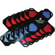 Cobalt® Flux DDR Practice Pads  (set of 6)