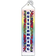 Outstanding Multicolored Ribbon  (pack of 25)