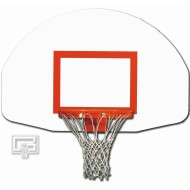 Gared® Steel Fan Backboard