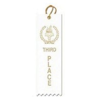 Award Ribbons Third Place (pack of 50)