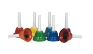 8-Note Handbells (set of 8)