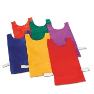 Nylon Pinnies (dozen)