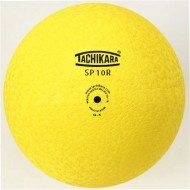 "Tachikara 10"" High Visibility Yellow Playground Ball"