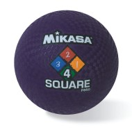 "Mikasa® Playground Ball 8-1/2"" Purple"
