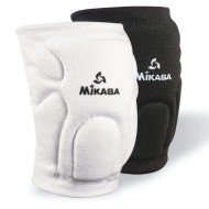 Mikasa® Advanced Kneepads Sr. Size Black (pair)