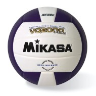 Mikasa® Competition Volleyball, Purple/White