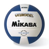 Mikasa® VQ2000 Competition Composite Indoor Volleyball, Royal/White
