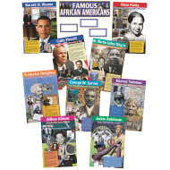 Famous African Americans (set of 16)