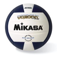 Mikasa® Competition Game Volleyball, Navy