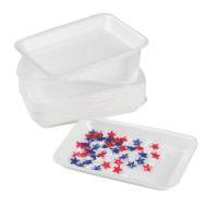 "Foam Tray, 5-3/4x8-1/4""  (pack of 12)"