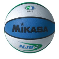 Mikasa® NJB Indoor Composite Basketball, Intermediate