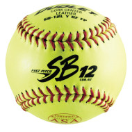 "Dudley® ASA Fast Pitch Softball 12"" SB12LRF FP"