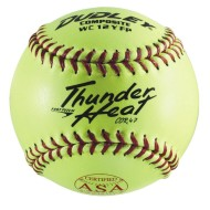 "Dudley® Thunder ASA Fast Pitch Softball 12"" WC12Y"