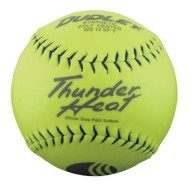 "Dudley® Thunder Heat USSSA Slow Pitch Softball 12"" WT12SP"