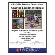 Affordable Doable Easy Adaptable Equipment Book