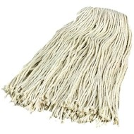 Natural Cotton Mop Head, Small