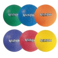"6"" Spectrum™ Playground Balls (set of 6)"