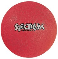 "5"" Spectrum™ Playground Ball, Red"