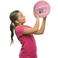 Spectrum™ Pink NBCF Basketball, Intermediate