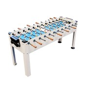 Blue Sky Indoor/Outdoor 6-Player Foosball Table