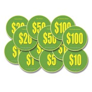 Money HotSpots™ (set of 12)