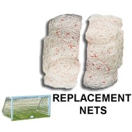 "Replacement Net for Club Soccer Goal 4-1/2"" x 6"