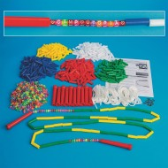 Make Your Own Custom Beaded Jump Rope Pack