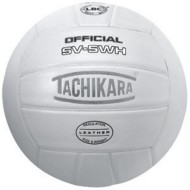 Tachikara® SV5WH Leather Volleyball
