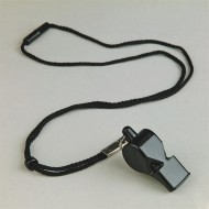 Arbiter Pealess Whistle, Black