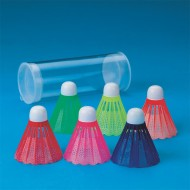 Spectrum™ Indoor Outdoor Shuttlecocks (set of 6)