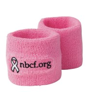 NBCF Pink Wristbands (pack of 12)
