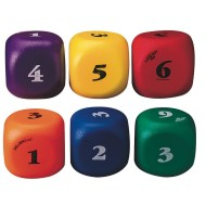 Gator Skin® Die-a-ball-ical Dice Balls (set of 6)