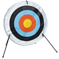 "32"" Archery Target and Stand"