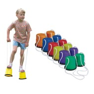 Bucket Stilts Set (set of 6)