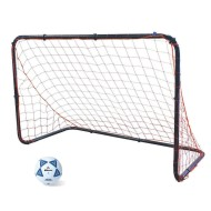 Portable Steel Soccer Goal, 6