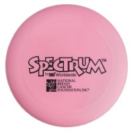 "Spectrum™ NBCF 11"" Pink Flying Disc"